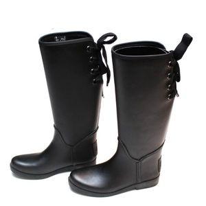 Coach 'Tristee' Rain boots